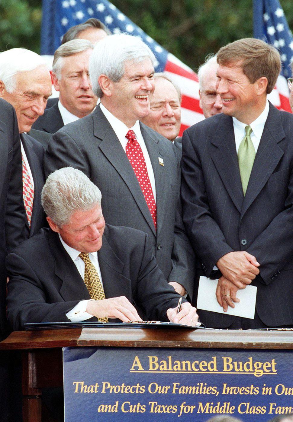 From Congressman to Businessman: John Kasich Cuts a New Deal
