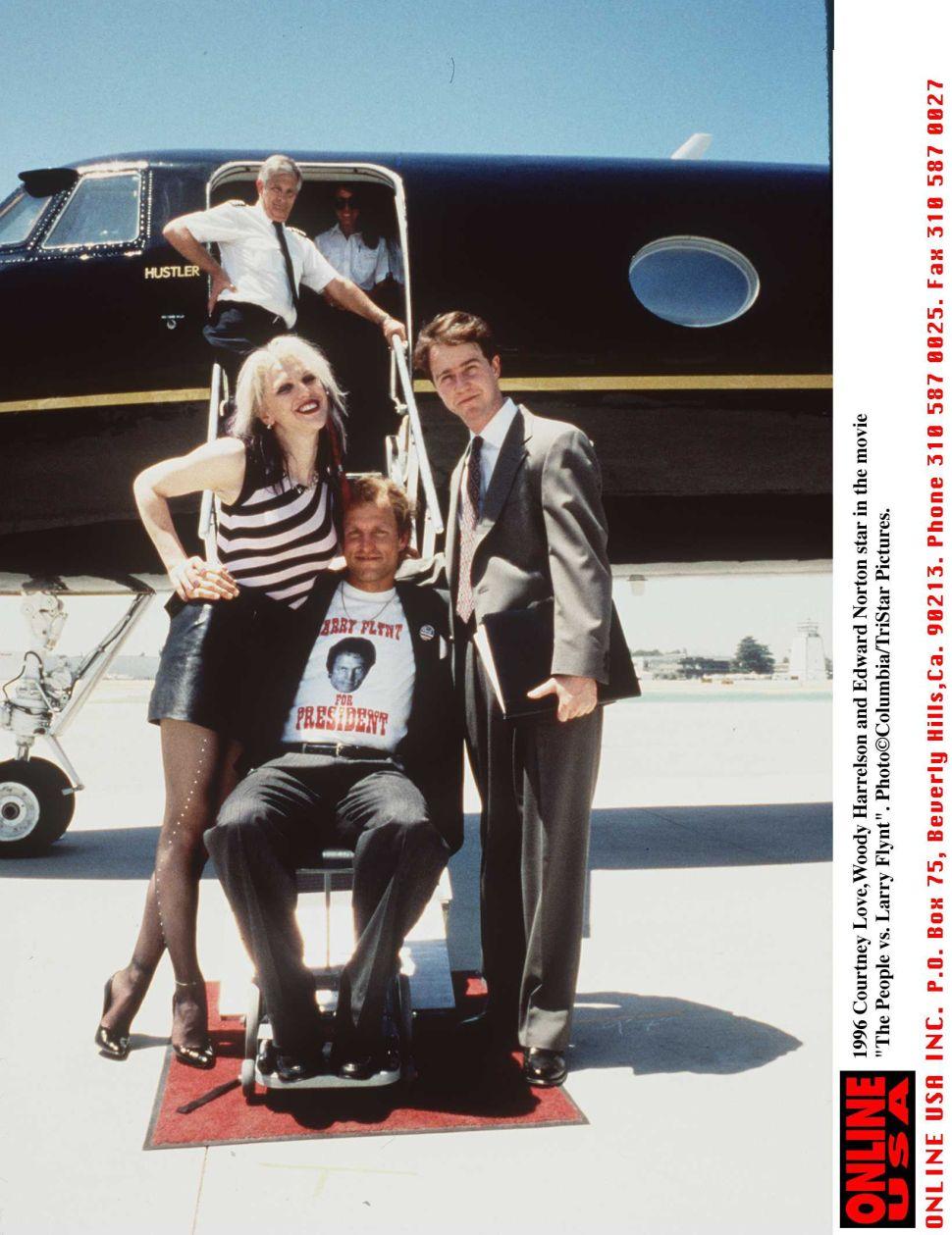 Ed Norton to Paramount's Sherry Lansing: Burn This!