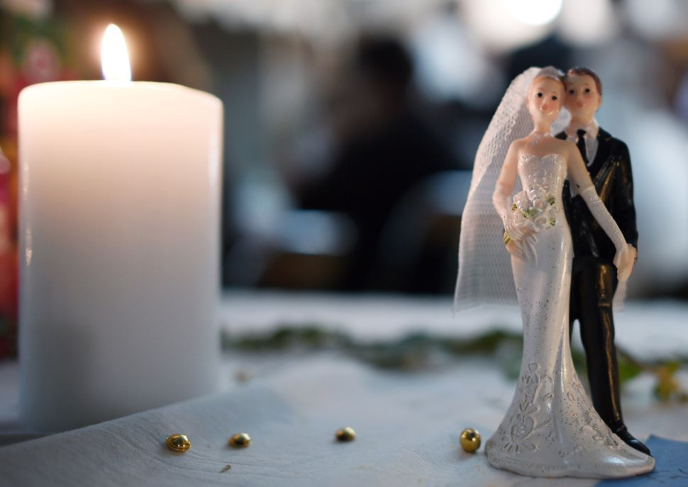 Is It Taboo to Ask Your Wedding Guests for Money? This Startup Doesn't Think So