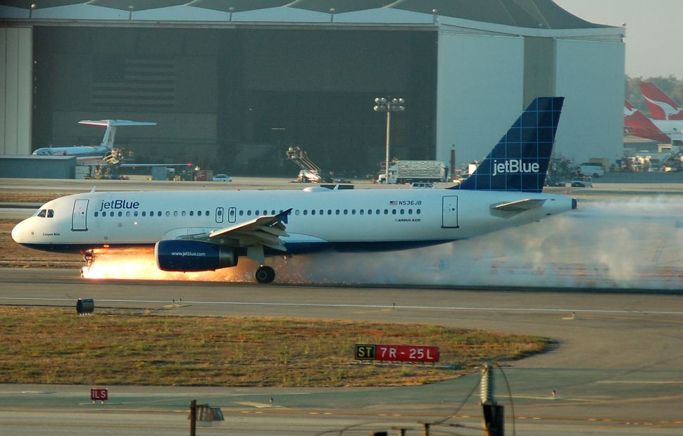 Yes, I Flew JetBlue Flight 292