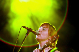 """Suzanne Vega is the """"Mother of the MP3"""""""