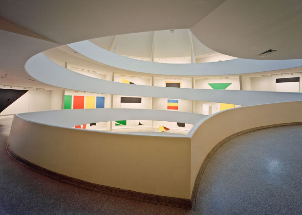Our 2011 Interview With Genius Artist Ellsworth Kelly