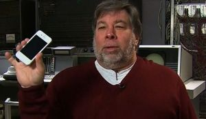 """It is a great alternative to getting a vasectomy."" (Actual Woz Quote)"