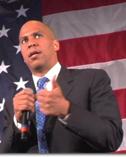 Newark Mayor Cory Booker Hospitalized After Fire Rescue, Exposure to Kryptonite