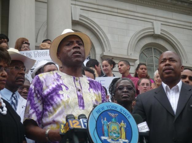 Harlem State Senator 'Looking Forward to Replacing' Charles Rangel
