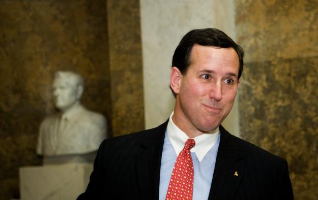 Rick Santorum Off Campaign Trail To Be With Sick Daughter
