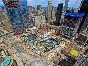 Ground Zero, June 2011. (Port Authority)