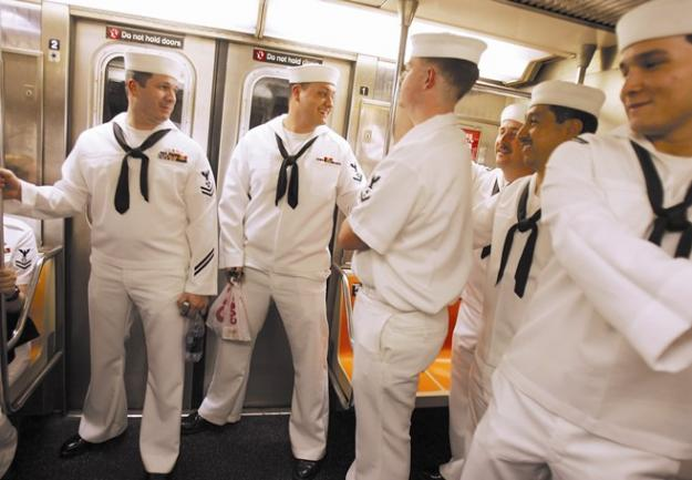 Sequester Squashes Gay Bars' Fleet Week Party Plans