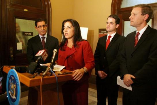 Renegade, Republican-Aligned Faction in State Senate Picks Up Another Member
