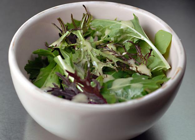 How Devilish: Hell's Kitchen Deli Serves Severed Lizard Head in Kale Salad