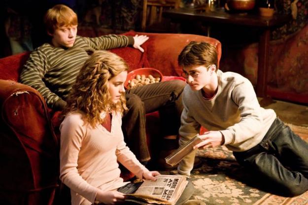 #HarryPotterAMovie Is the Perfect Millennial Nostalgia Trip