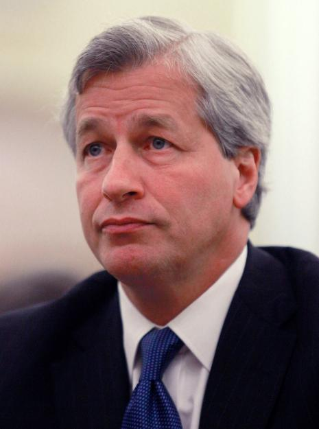JPMorgan Chase Exec Ina Drew Resigns After Monster Trading Snafu