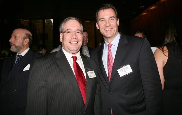 Thomas Suozzi Nabs Steve Israel's Congressional Seat