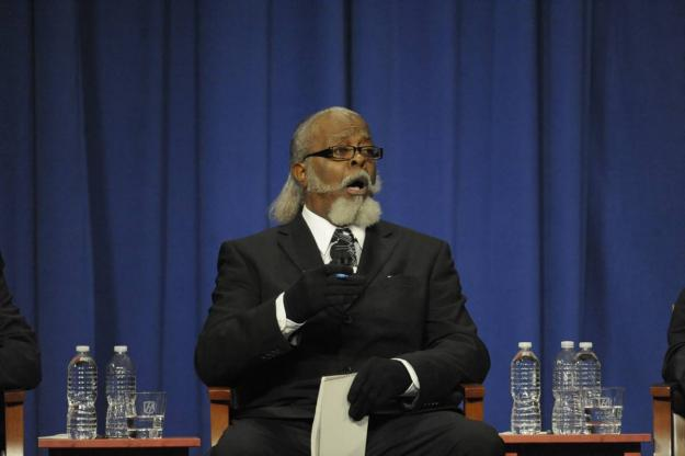 "Jimmy McMillan Wants His ""Damn"" Back"