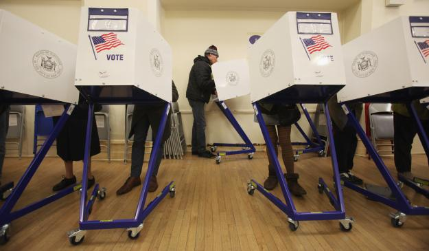 Data Shows 850 City Voters are 164 Years Old