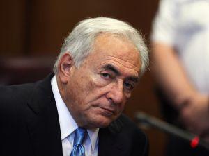 Dominique Strauss-Kahn. (Getty Images)