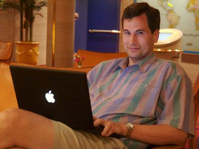 David Pogue Leaves <em>The New York Times</em> For Yahoo