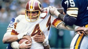 Mr. Riggins in his prime with the `82 Redskins.