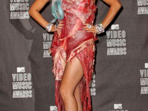 Lady Gaga, performer or performance artist? (Getty Images)