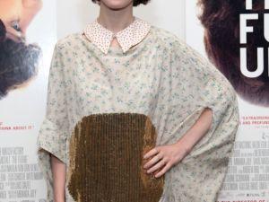 "Miranda July at New York Screening of ""The Future"""