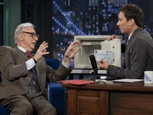Kreskin and Fallon (Lloyd Bishop/NBC)