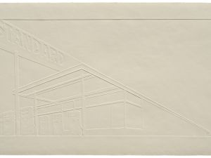 Los Angeles's Mixografia will show work by Ed Ruscha at Art Los Angeles Contemporary