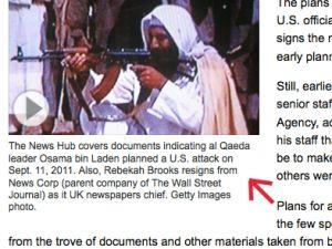 WSJ reporters sneak in News International reporting in the captions, via Mother Jones