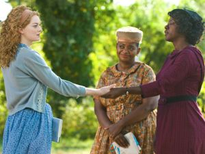 A scene from the movie adaptation of The Help