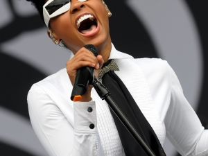 Janelle Monae: Not this weekend.