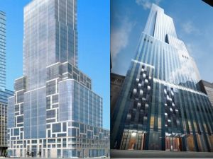 Riverside South & One57. Which can we expect for Broadway? (Extell)