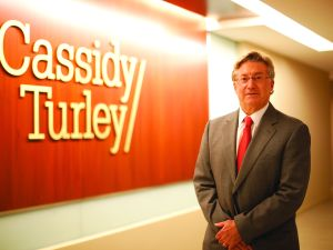 Mr. Bernstein joined Colliers ABR, the precursor to Cassidy Turley, in 2007.