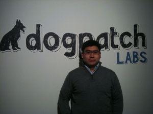Co-founder Justin Tsang.