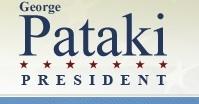George Pataki's Logo Removed from GeorgePataki.com