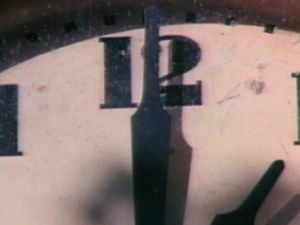 A still from Christian Marclay's The Clock, 2010. (Photo: White Cube)