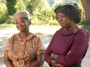 Octavia Spencer and Viola Davis in 'The Help.'