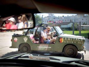 A Trabant. Via Der Spiegel