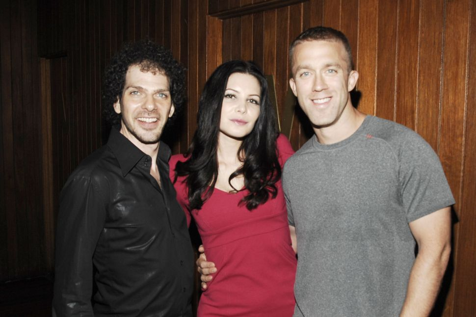 The Education of Millionaires Book Party: Tucker Max Buys Julia Allison For $1,700
