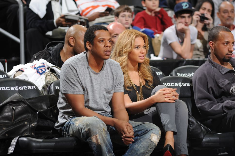 """Jay-Z Announces """"Brooklyn Nets"""" Title, Tells Everyone To Stop Watching Knicks Games"""