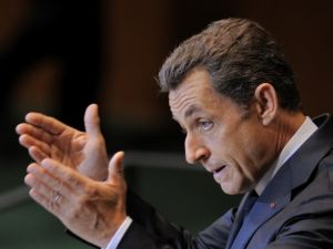 So long, Mr. Sarkozy.