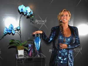 The Beyonce baby-bump/fragrance launch