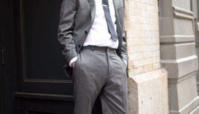 The Ludlow Suit. (Jackie Snow)
