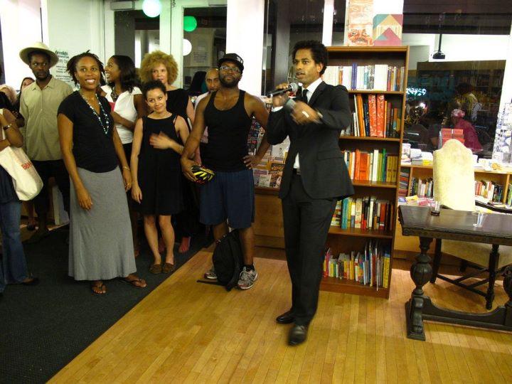 Touré's Colorful Post-Black Book Party