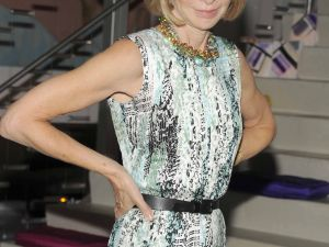 Anna Wintour, Fashion's Night Out's hostess (Patrick McMullan)