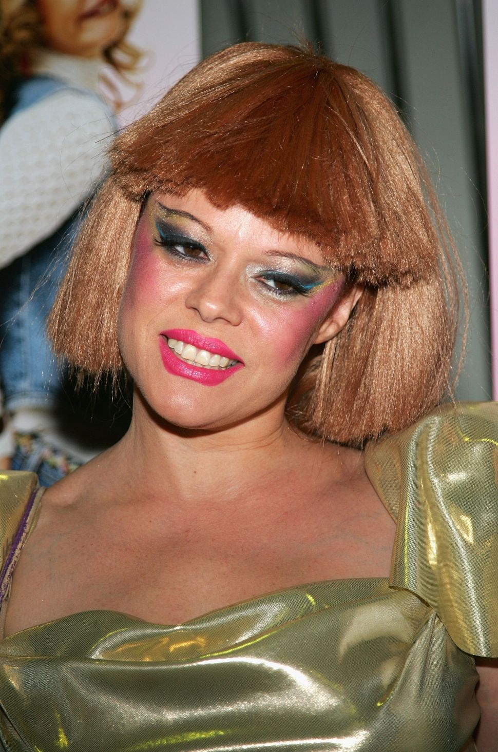 Lady Miss Kier Does Not Approve of Limelight