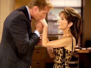 Willey (left) with Susan Lucci.