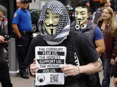 In Message to Rioting Greeks, Anonymous Issues Warning to Europe (Video)