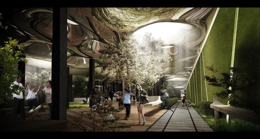 The Low Line: Delancey Underground Plans to Greenify Under NYC
