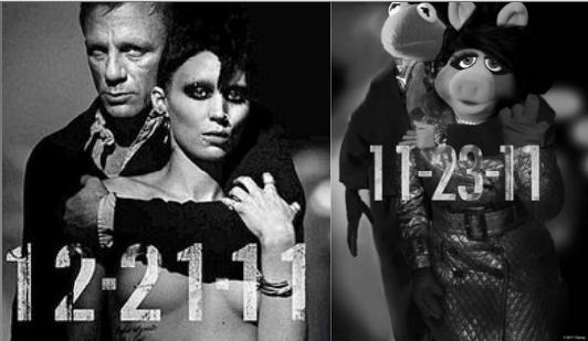 The Muppets Take a Dark Turn With Dragon Tattoo Parody