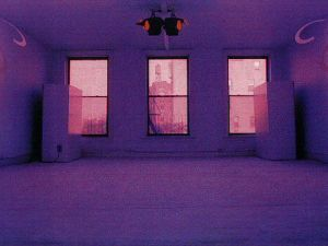 """The Dream House"" (1962-present) by La Monte Young and Marian Zazeela. (Photo: Marian Zazeela)"