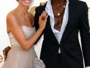 Heidi Klum and husband Seal